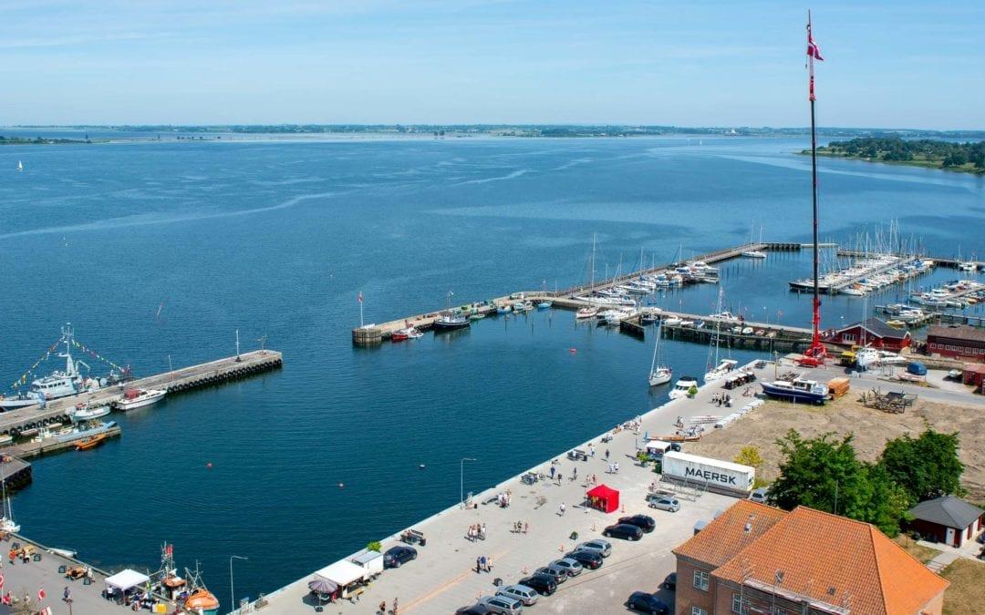 Havnens dag 2018 i Stubbekøbing