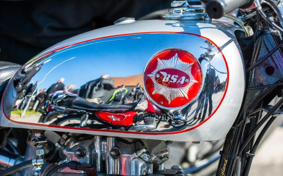 Motorcykelmuseet i Stubbekøbing